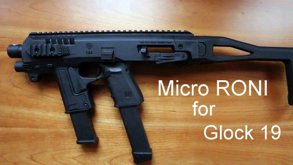 micro roni glock 19