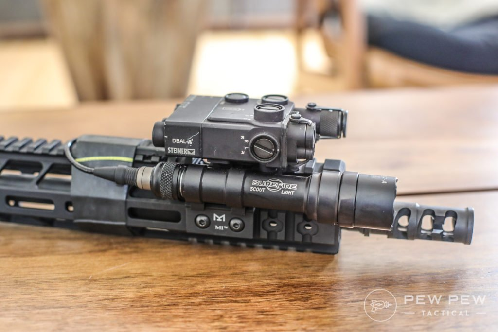 5 Best AR-15 Flashlights [2019 Real Views] - Pew Pew Tactical
