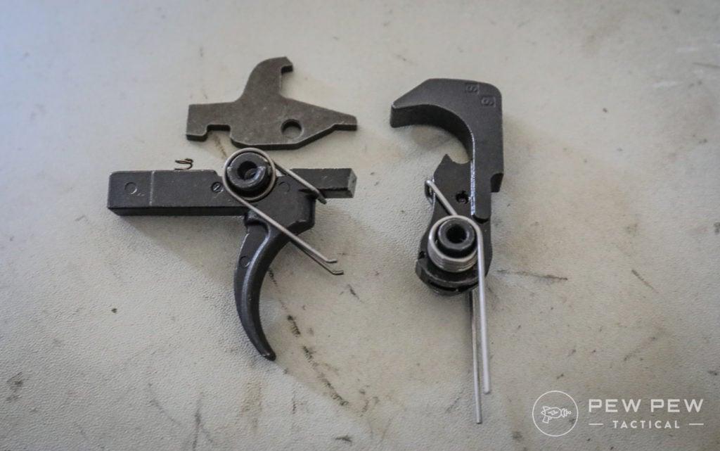 Mil-Spec Trigger