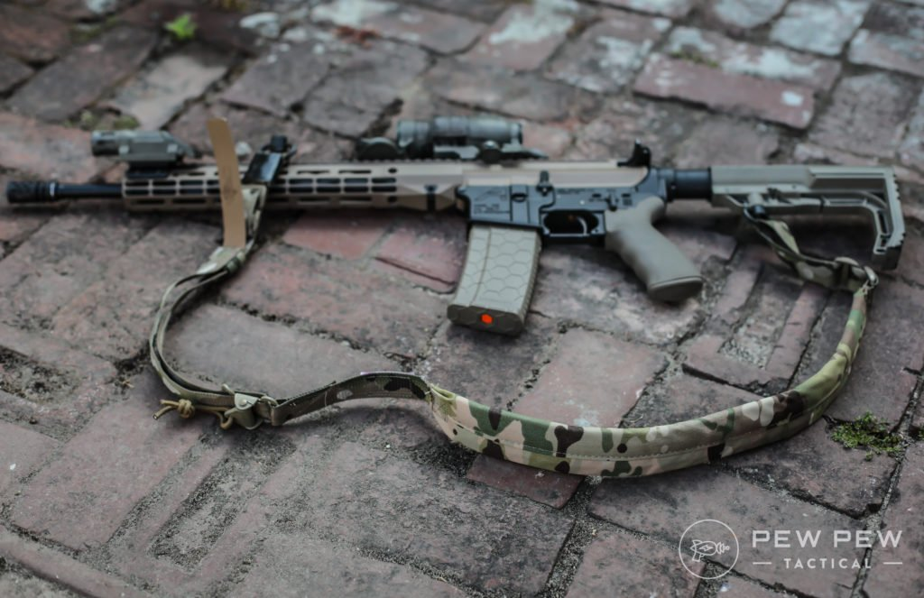 Best Rifle Sling For Your AR-15 & Precision Rifle [2019] - Pew Pew