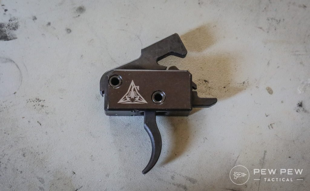Rise Armament Super Sporting Trigger