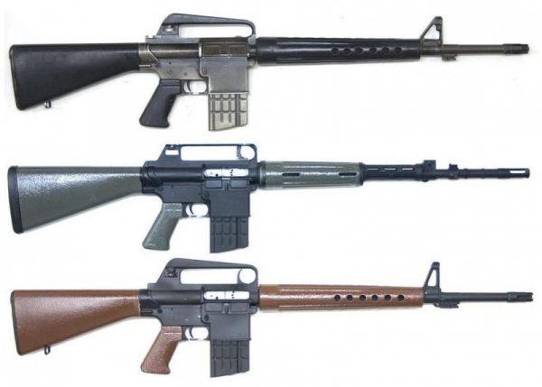 AR-10s