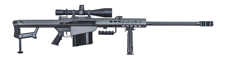 Barrett Model 82A1