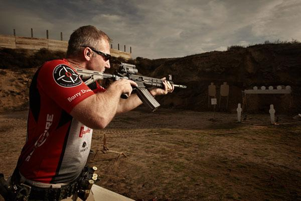 Barry Dueck of Dueck Defense