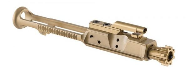 Brownells Lightweight Bolt Carrier Group Finished in Titanium Nitride