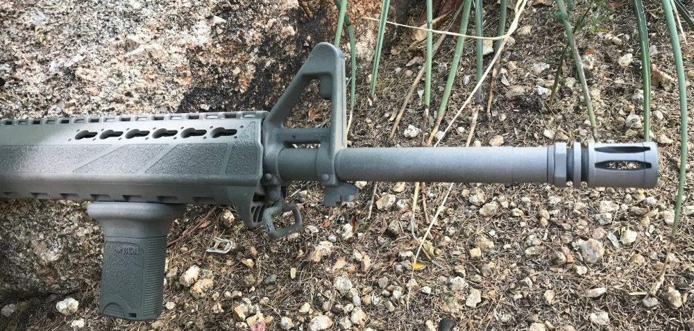 Springfield Saint AR15 Front
