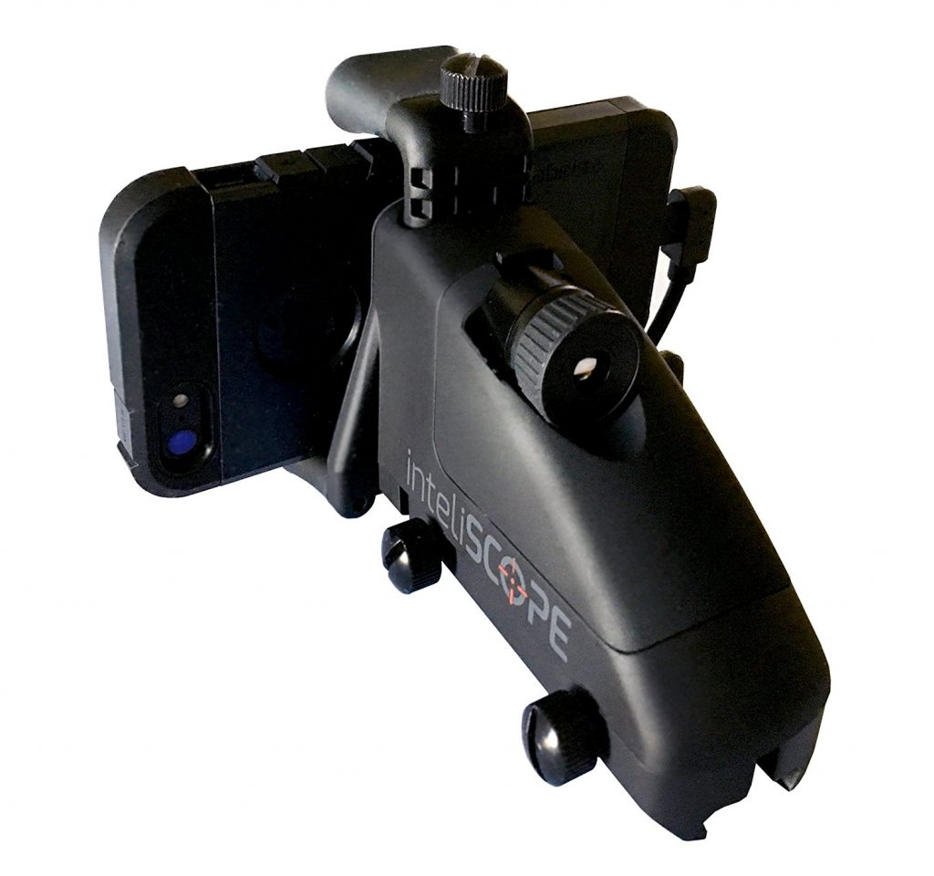 Review: Seek Thermal Camera with Inteliscope Mount - Pew Pew