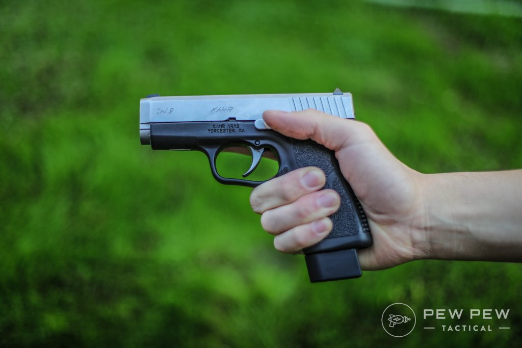 Review] Kahr CW9: Perfect for CCW - Pew Pew Tactical