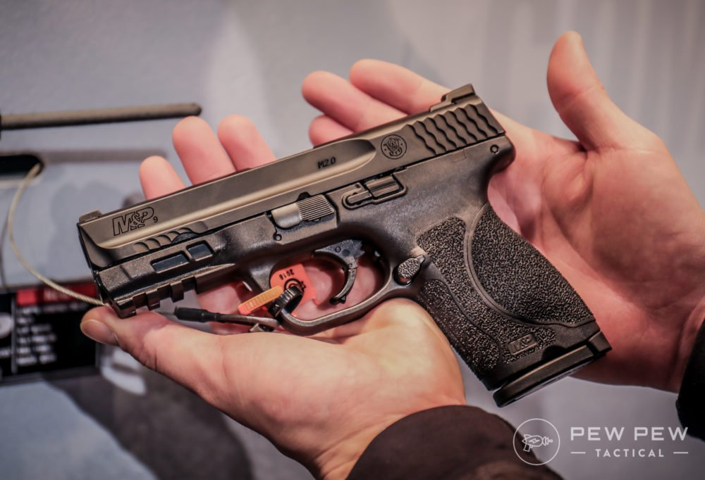 Best M&P Drop-In Triggers [2019]: 1 0, 2 0, & Shield - Pew