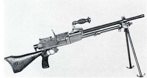 Machine gun Type 96