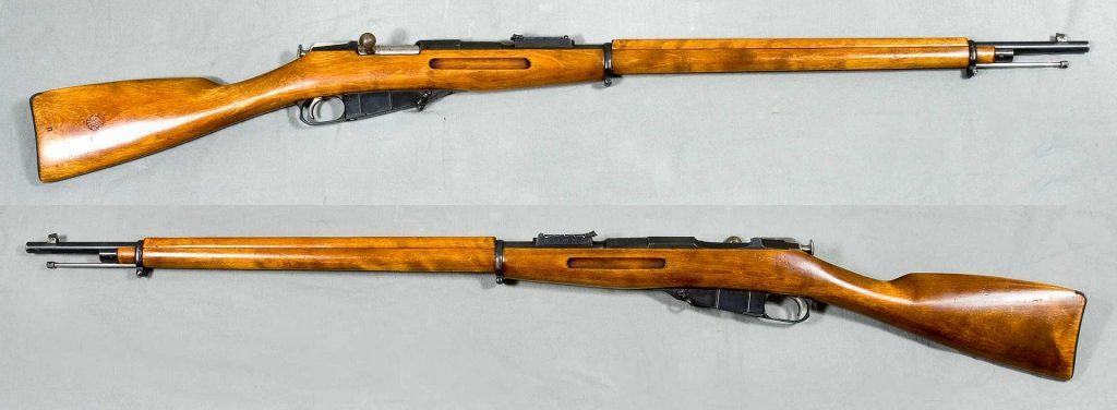 Mosin Nagant M91-30