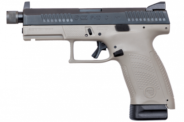 P-10 C Urban Grey Suppressor Ready Model