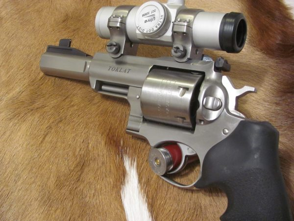 Ruger Super Redhawk in 45 Colt/454 Casull Set Up to Hunt