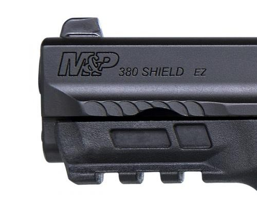 Smith & Wesson M&P380 Shield EZ Rail