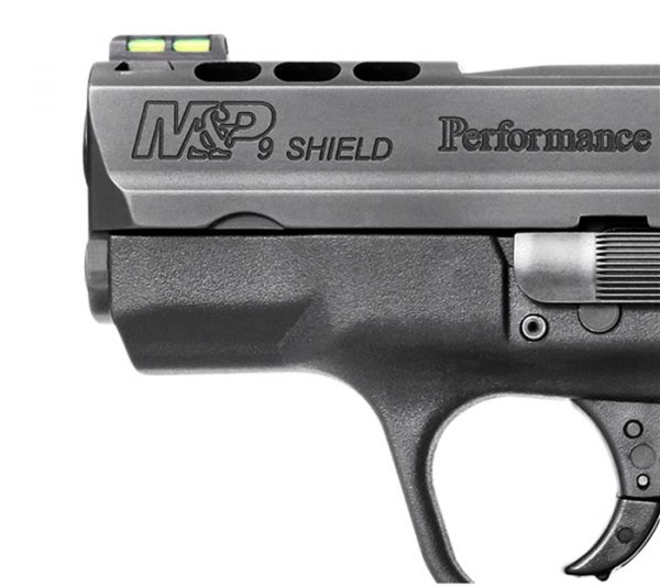 Smith & Wesson Performance Center Ported M&P9 Shield Front Sight