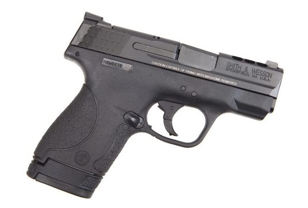 Smith & Wesson Performance Center Ported M&P9 Shield Reverse