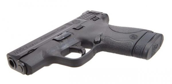 Smith & Wesson Performance Center Ported M&P9 Shield Trigger, Barrel, and Magazine
