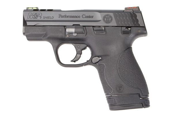 Smith & Wesson Performance Center Ported M&P9 Shield