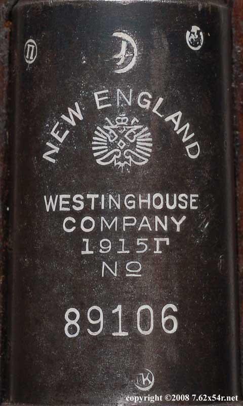 Westinghouse Mosin Mark