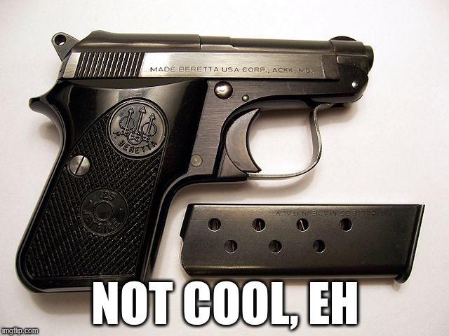 canada gun meme