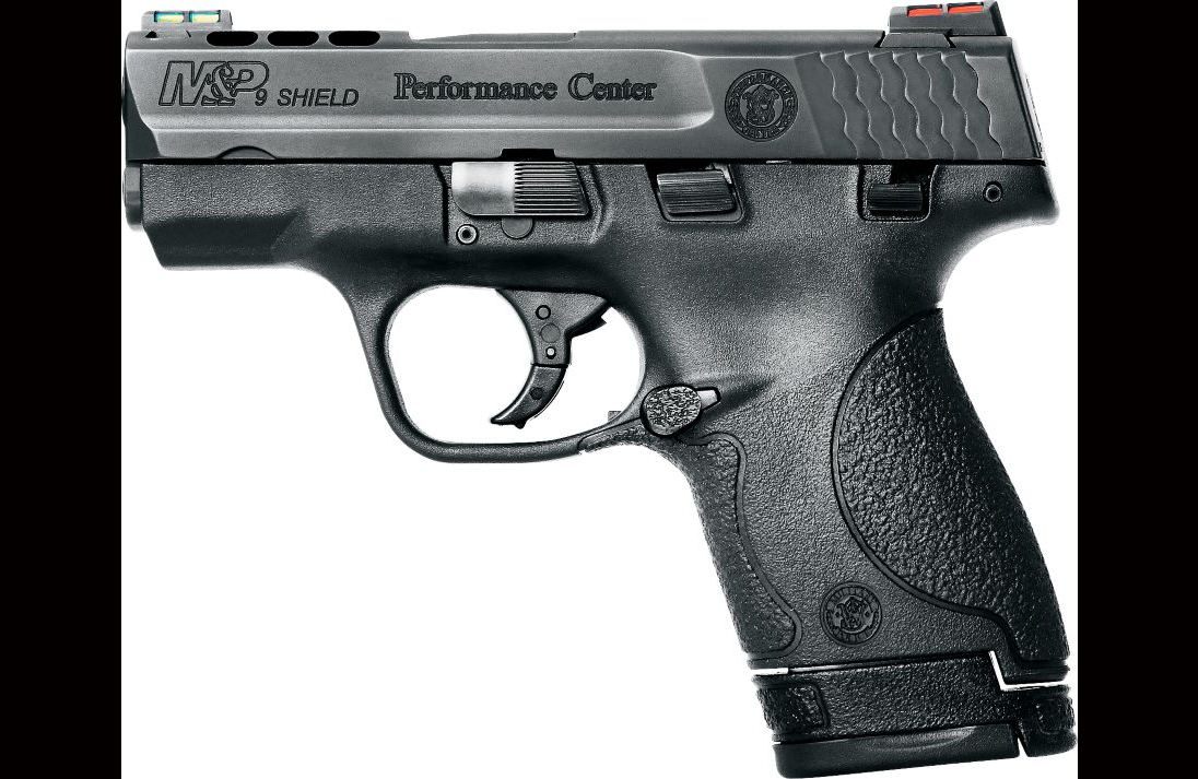 M&P 45 Shield Performance Center