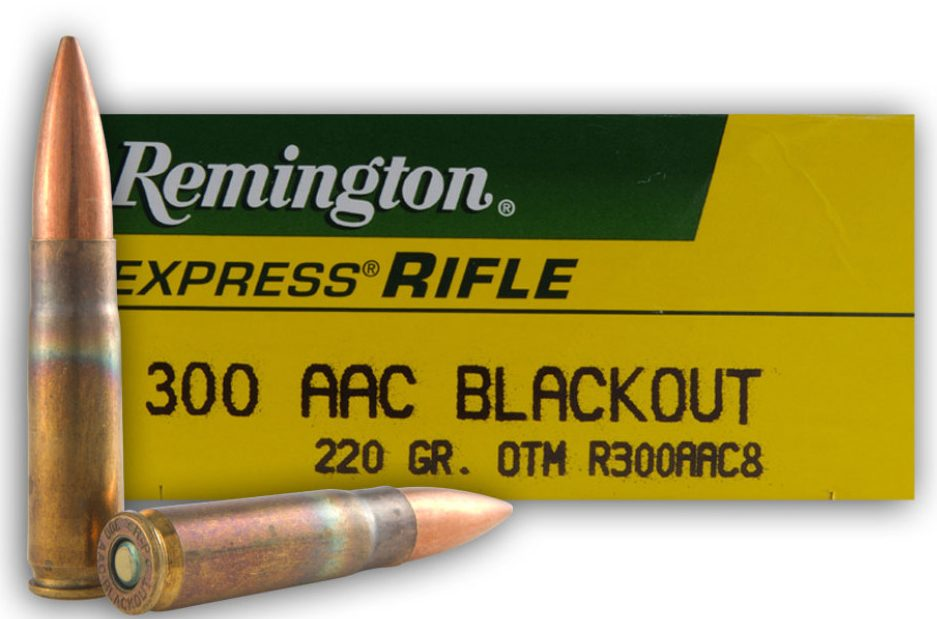 Remington Express 220gr Subsonic