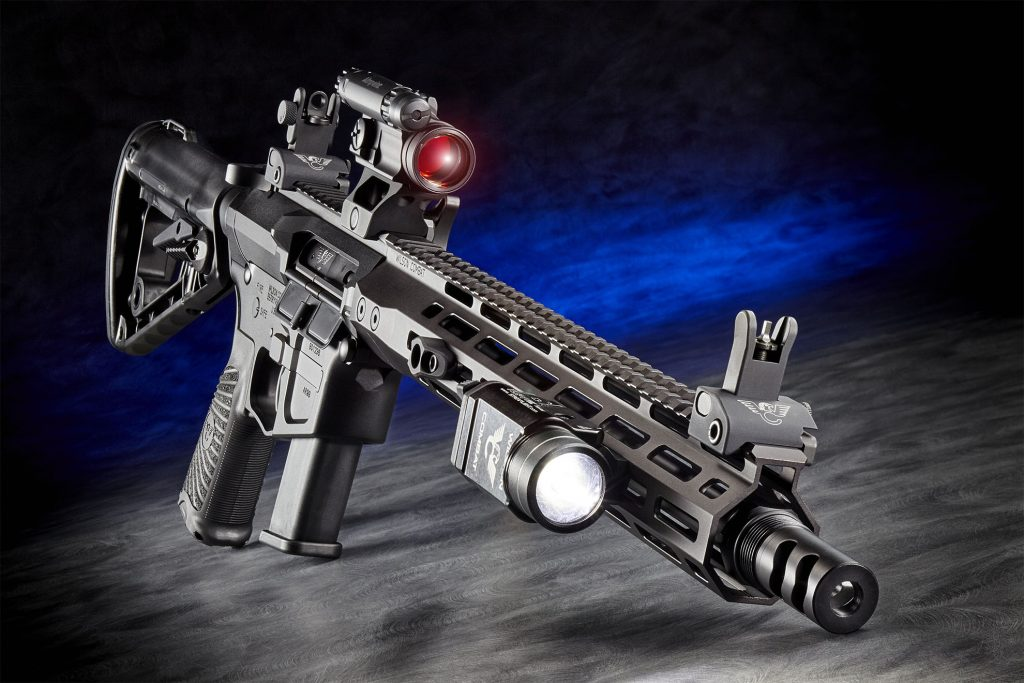best pistol caliber ar 15 carbines that take glock mags pew pew