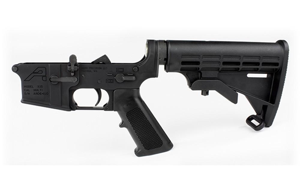 Aero Precision Complete AR-15 Lowers