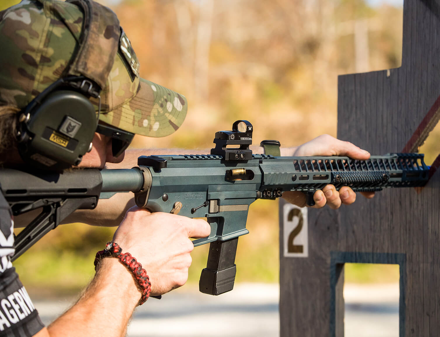 Best Pistol Caliber AR-15 Carbines (That Take Glock Mags