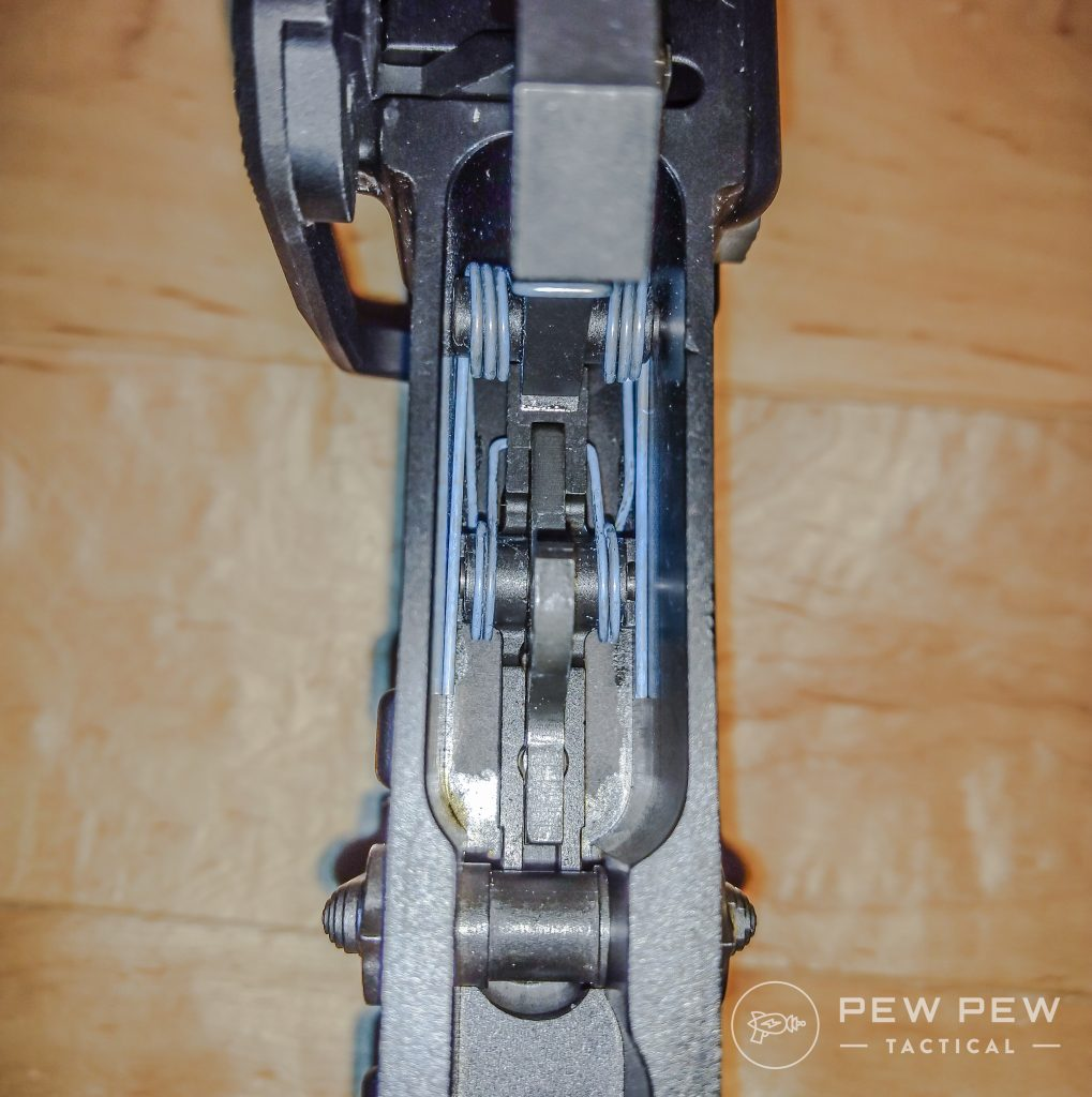 Kaw Valley Reduced Power Trigger Springs