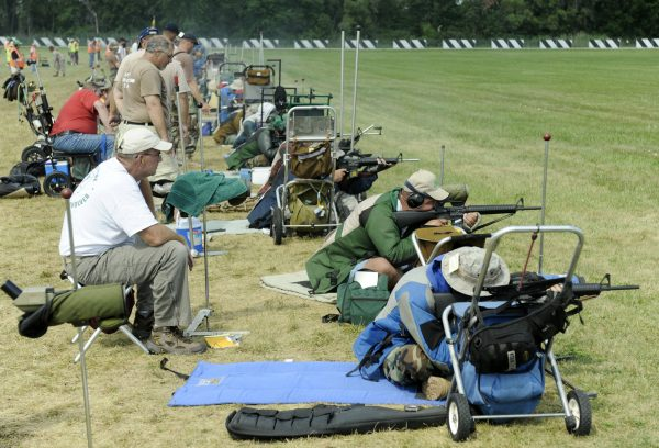 Long Range Shooting Competition
