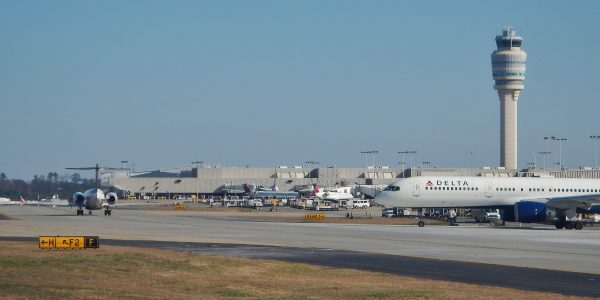 Planes at Hartsfield-Jackson Atlanta International Airport