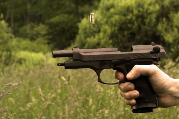 Shooting Pistol