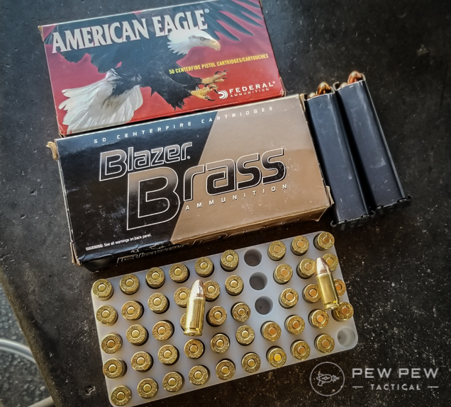 Stag Arms Test Ammo