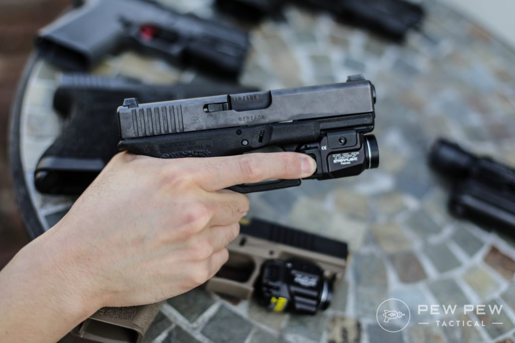TLR-7 on Glock 19