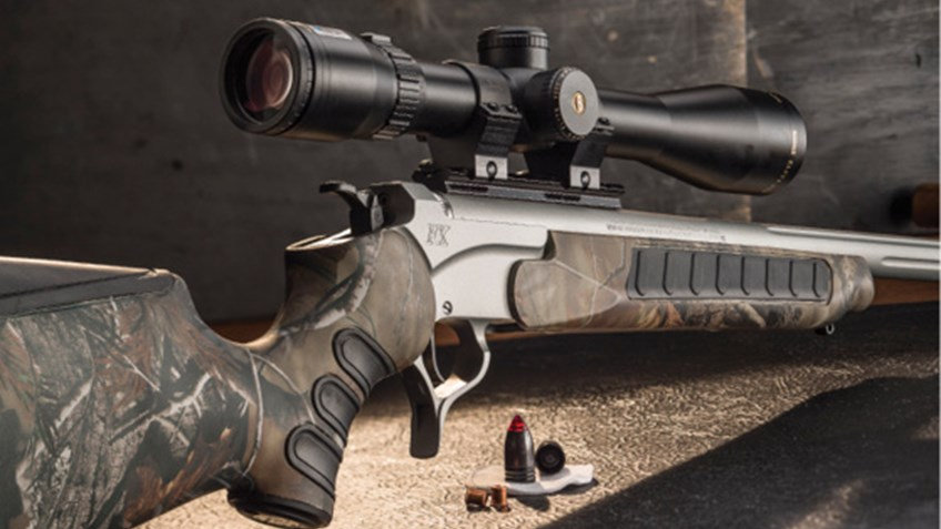 Thompson Center Pro Hunter FX from AmericanRifleman
