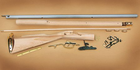 Traditions Kentucky Muzzleloader Do-It-Yourself Kit