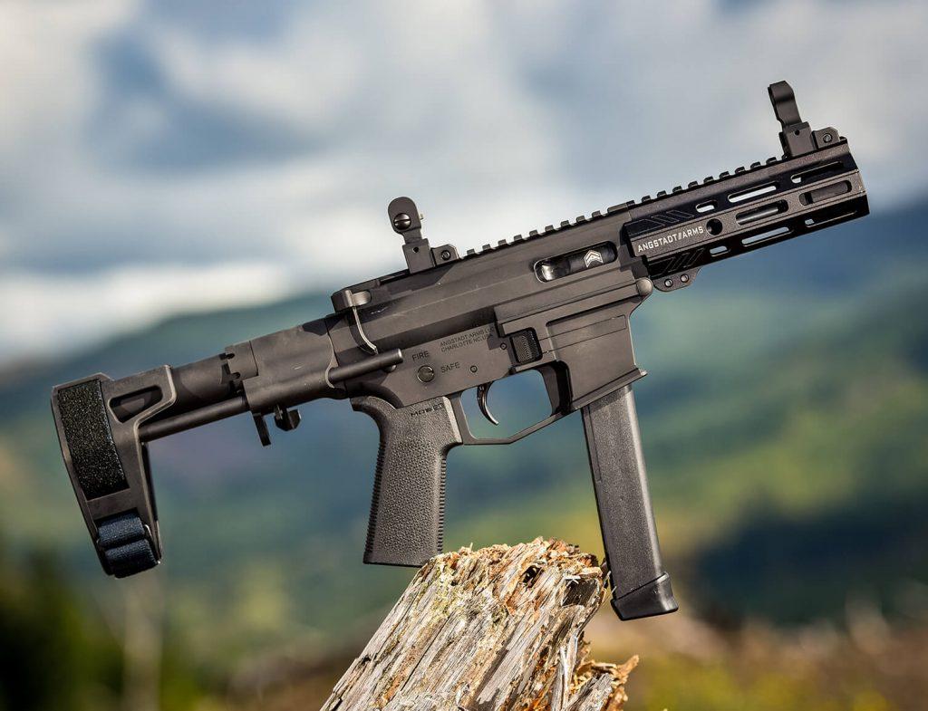 UDP9 Pistol Angstadt Arms
