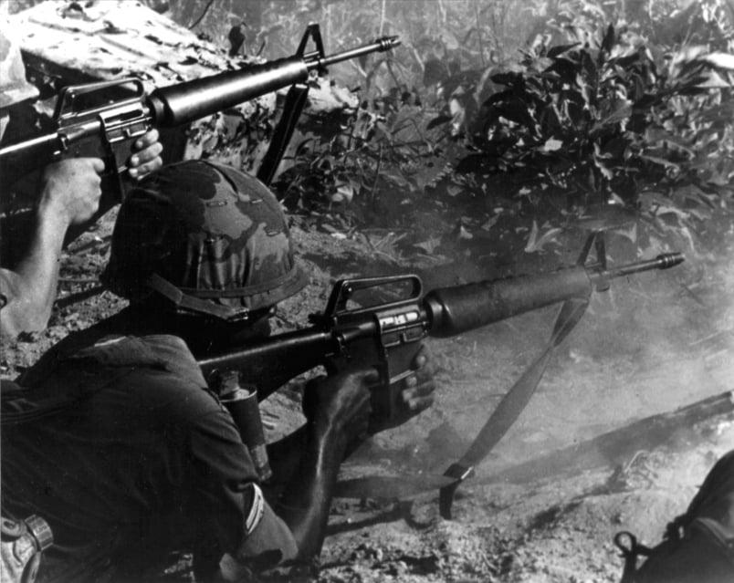 Vietnam-era m16