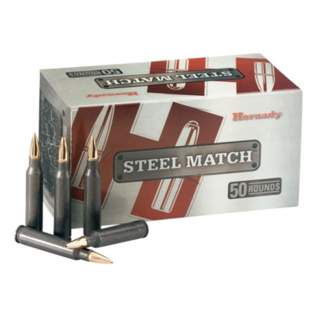 hornday steel match