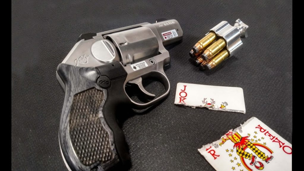 kimber k6 card shot