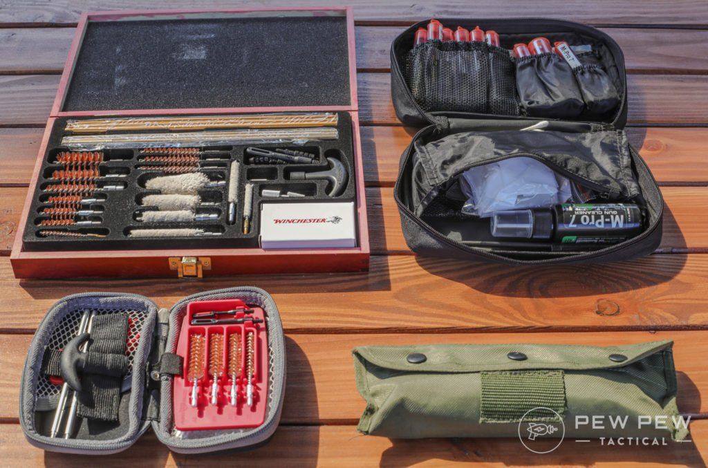 All Gun Cleaning Kits