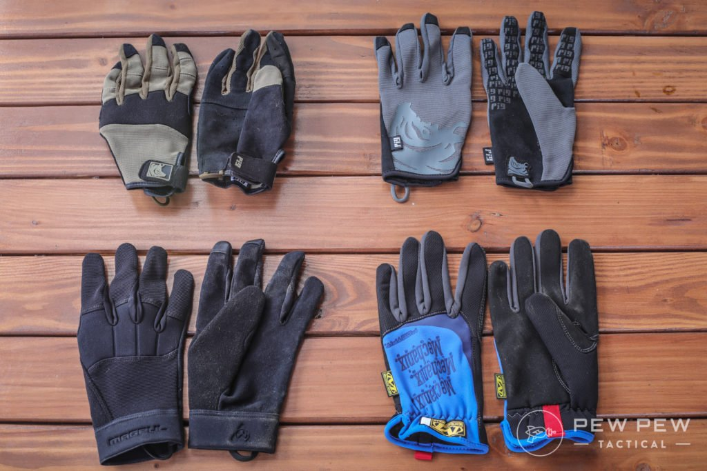 All Tested Tactical Shooting Gloves