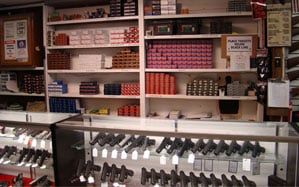 Delaware gun shop