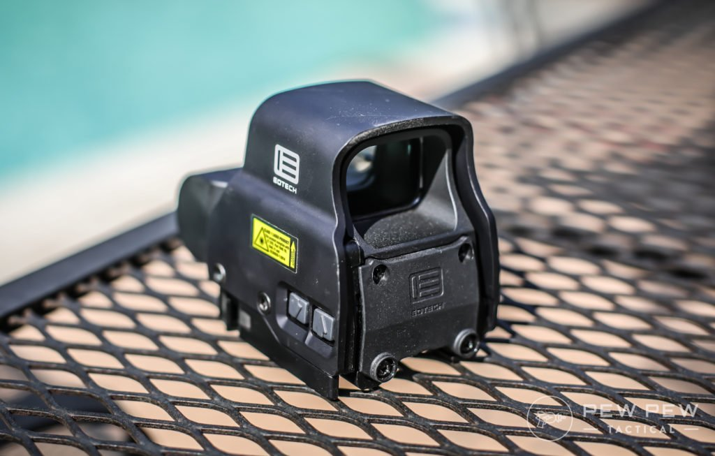 EOTech EXPS2-0 Side