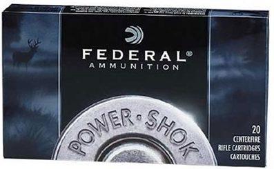 Federal Power-Shok .223 64gn SP
