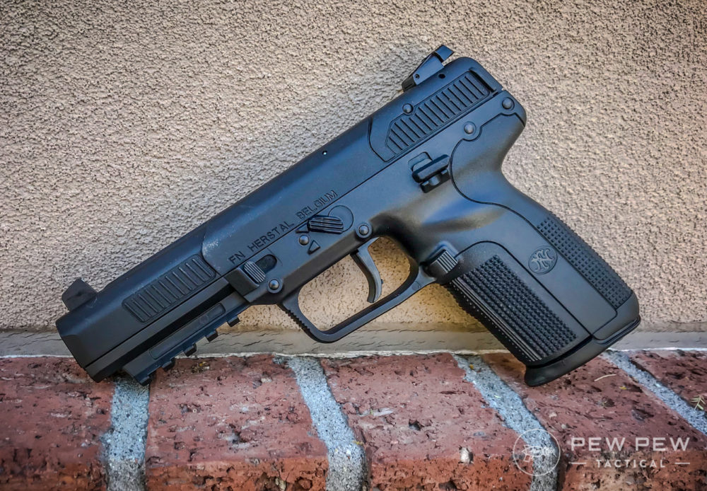 Review Fn Five Seven High Speed Low Recoil Pew Pew Tactical