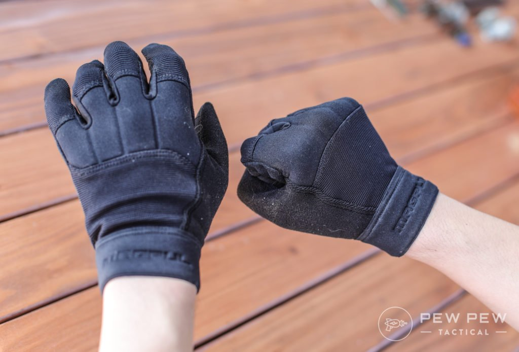 Magpul Technical Gloves, Fit