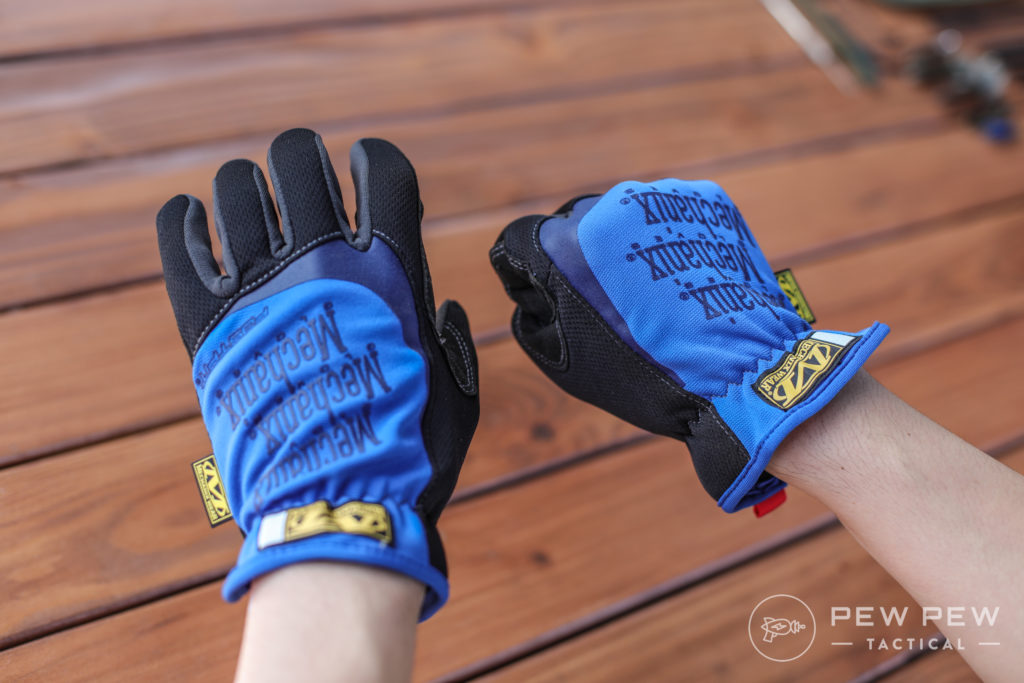Mechanix Fastfit Gloves, Fit