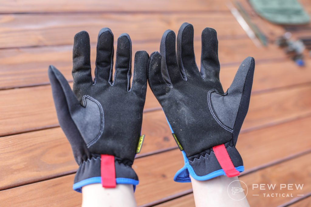 Mechanix Fastfit Gloves, Palm